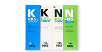 Colour Guides HKS 3000+